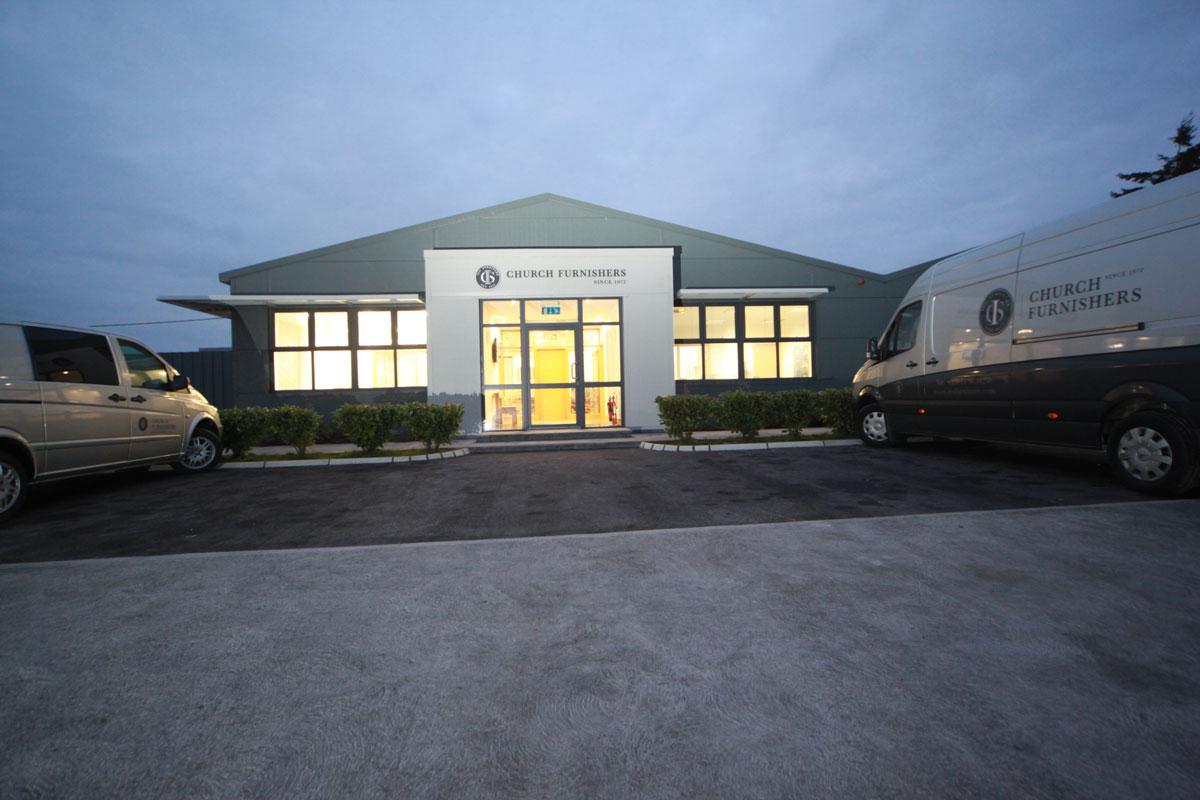 ICS office in Co. Leitrim, Ireland