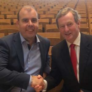 Knock Basilica Enda Kenny Taoiseach Flip up seating bespoke ICS Gavin Duignan furniture design close up