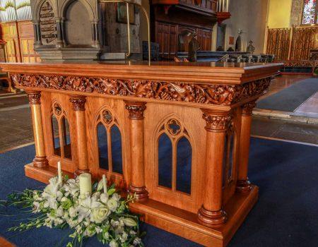 ICS Altars & Communion Tables