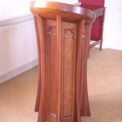 Ambo Design Pillars Collumns solid wood timber bespoke