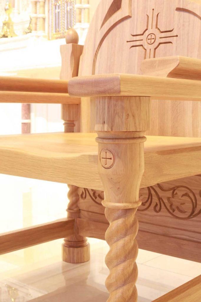 Presider S Chairs Ics Church Furnishers