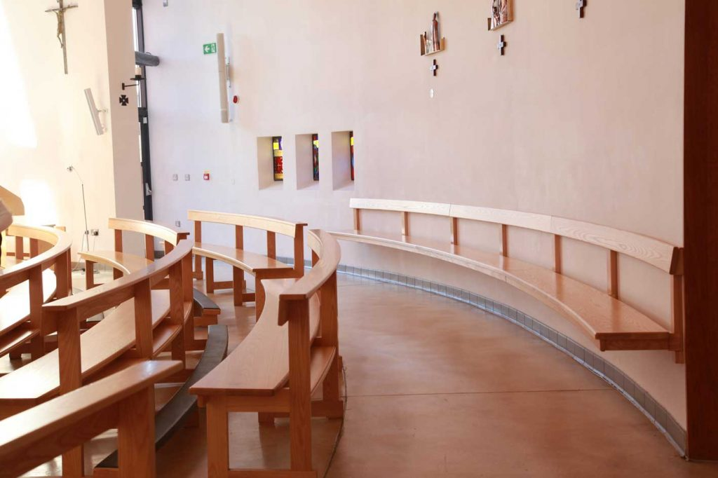 Sensational Traditional Modern Church Benches Ics Church Furnishers Dailytribune Chair Design For Home Dailytribuneorg