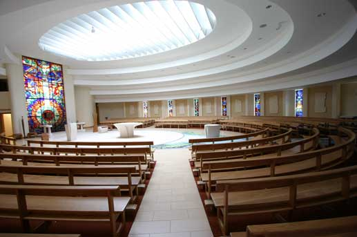 Traditional modern church benches ics church furnishers Traditional vs contemporary design