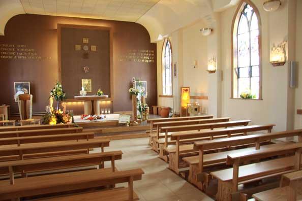 ICS Modern Church Benches
