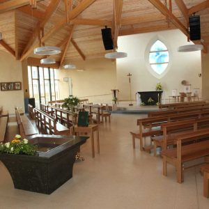 Modern Bench Pew all wooden contemporary place of worship sanctuary wedding chairs presiders chairs