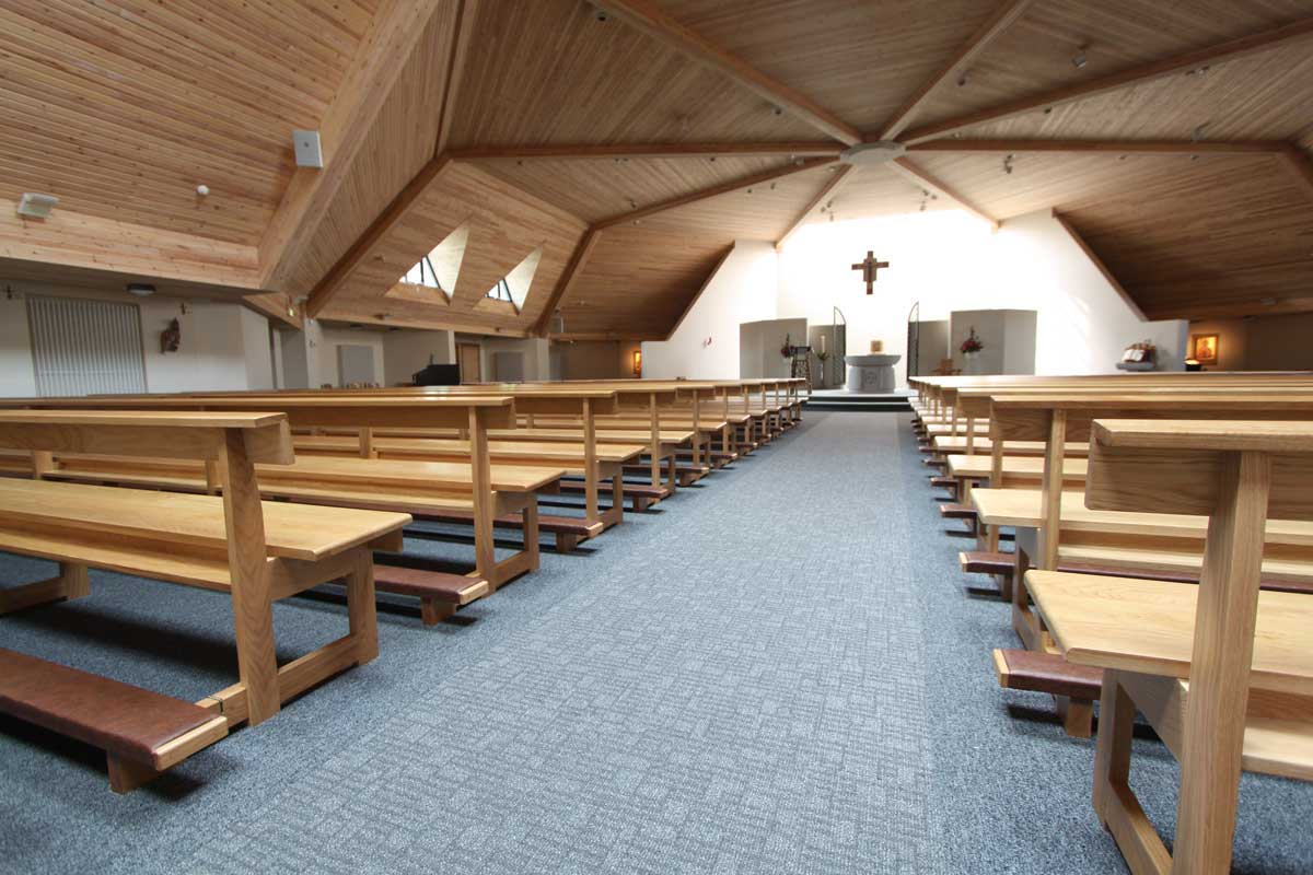 Ics Furniture Modern Church Pews Ics Church Furnishers