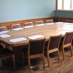 Table office large bespoke professional suite board directors meeting room