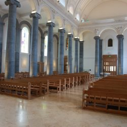 Restoration Project in St Mel's Cathedral Longford