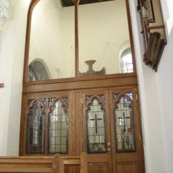 Doors Joinery Plain glass window large glass ceiling
