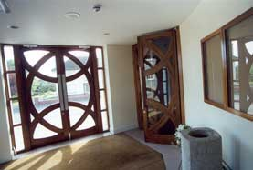 Doors Entrance furniture glass windows bespoke design