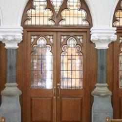Door Glass Window Joinery Design above bespoke