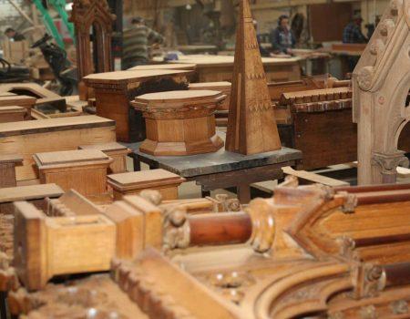 Craftsmanship Factory refurbish design bespoke skilled workforce