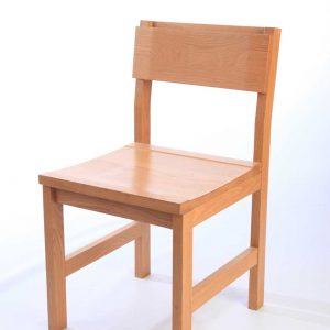 ICS wooden chair