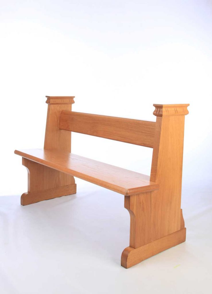 Groovy Traditional Modern Church Benches Ics Church Furnishers Dailytribune Chair Design For Home Dailytribuneorg