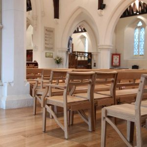 St. John's Church Farncombe Stacking Chair
