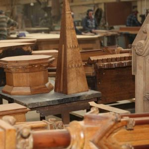 Restoration factory manufacturing woodwork craft bespoke furniture
