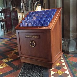 St-Patrick-Cathedral-Dublin-Church-Leaflet-Display-Unit