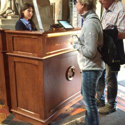 St-Patrick-Cathedral-Dublin-Church-Reception-Desk