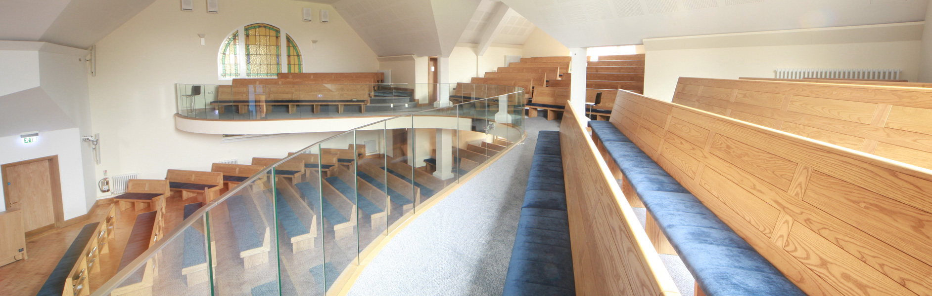 ICS innovative church benches