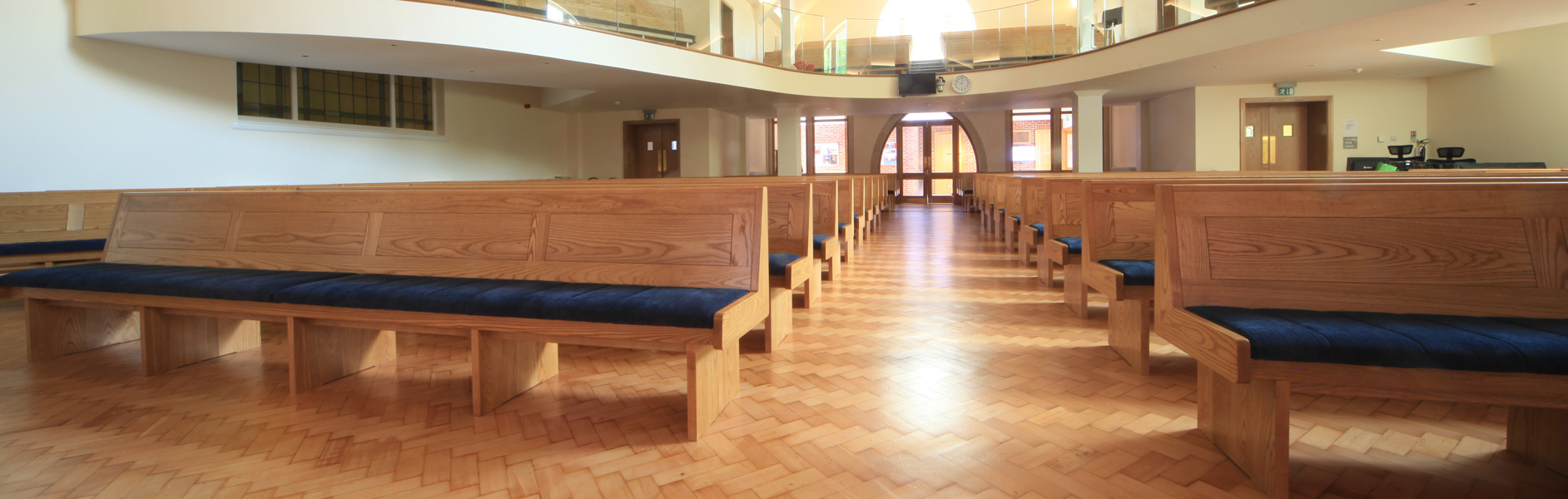 ICS church furniture manufacturers