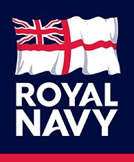 Royal Navy UK Logo