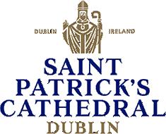 St. Patrick's Cathedral Dublin Logo