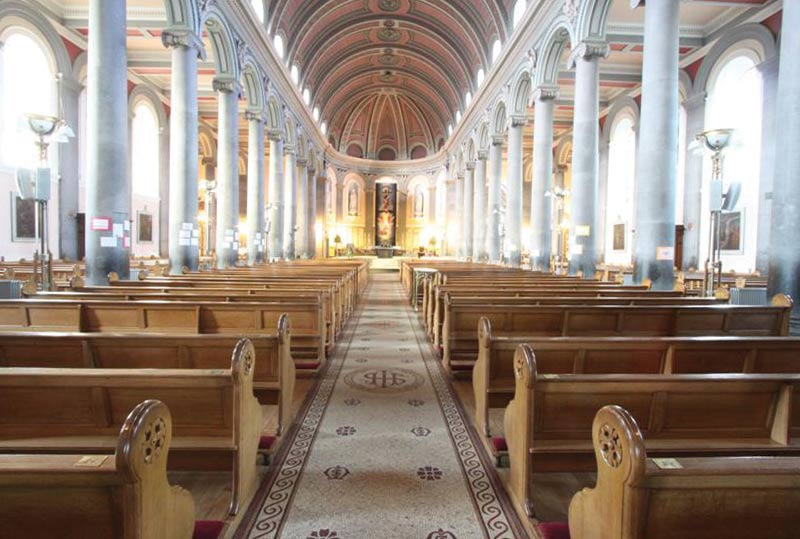 St Mel S Cathedral Longford Ics Church Furnishers