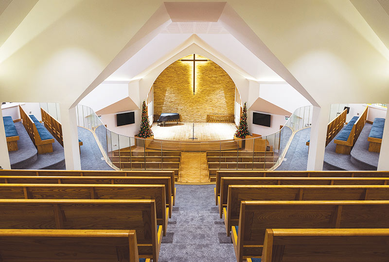 Stanborough Park Church Uk Ics Church Furnishers