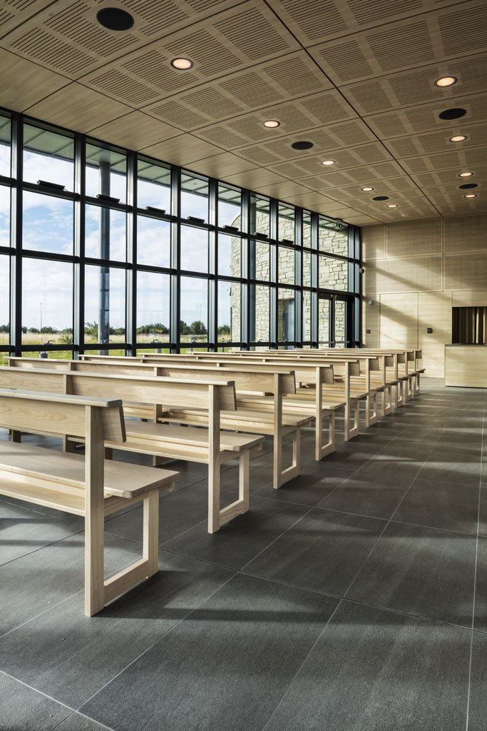 Ics furniture complete project for dardistown crematorium for State of the art furniture