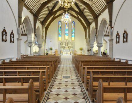 St Marys Church Lavey