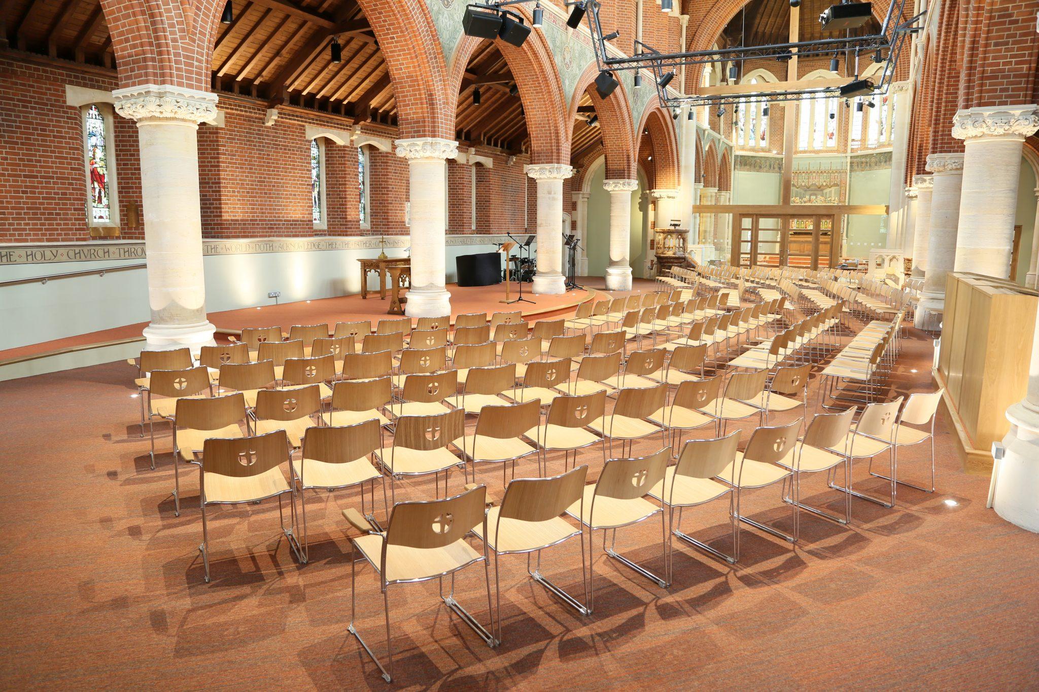 St Paulsd Church Slough