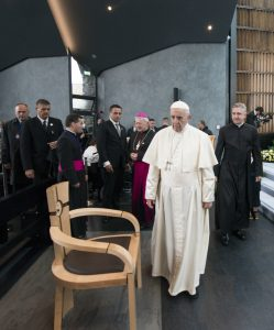 Pope Francis Knock