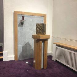 Longwood Tabernacle Stand